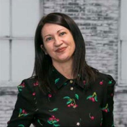 Sandra Dorigo - Responsabile Amministrazione