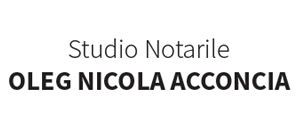 Studio Notarile Oleg Nicola Acconcia